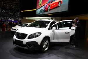 GENEVA 2012 LIVE: Opel Mokka