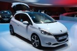 GENEVA 2012 LIVE: Peugeot 208