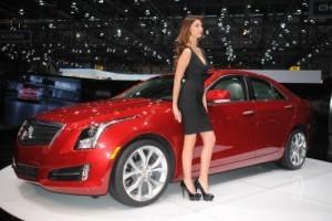 GENEVA 2012 LIVE: Cadillac ATS