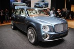 GENEVA 2012 LIVE: Bentley EXP 9F