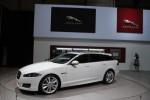GENEVA 2012 LIVE: Jaguar XF