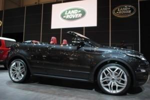 GENEVA 2012 LIVE: Range Rover Evoque