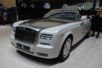 GENEVA 2012 LIVE: Rolls Royce Phantom Drophead coupe