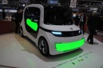 GENEVA 2012 LIVE: Light Car Sharing Concept