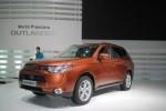 GENEVA 2012 LIVE: Mitsubishi Outlander