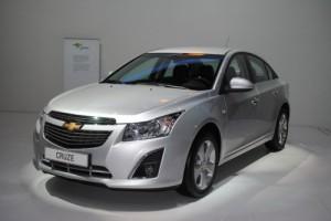 GENEVA 2012 LIVE: Chevrolet Cruze Sedan