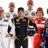 Incepe sezonul 2012 de Formula 1 avand 6 Campioni Mondiali la start!