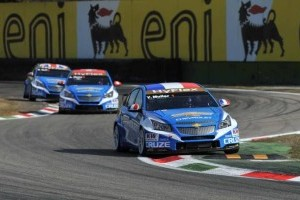 Chevrolet a dominat prima etapa WTCC a acestui an