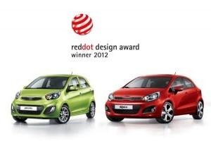 Kia a castigat inca doua premii red dot design