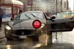 VIDEO: Un Maserati Gran Turismo aproape ca a ramas fara portiera