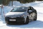 Fotografii spion cu noul Opel Astra Cabrio