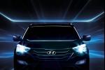 Hyundai dezvaluie imagini suplimentare cu noul Santa Fe