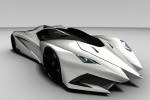 Studiu de design: Lamborghini Ferruccio