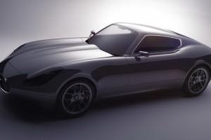 Jaguar E-Type este inviat de Laszlo Varga