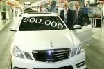 Mercedes E-Klasse a atins numarul de 500.000 de unitati