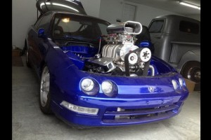 TUNING: Acura Integra Coupe 1994 cu un motor impresionant