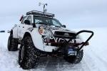 Toyota Hilux a cucerit Antarctica