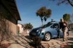 Cei de la Google prezinta masina pentru nevazatori