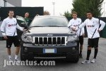Parteneriat intre Jeep si Clubul Juventus