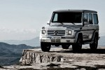 Imagine oficiala cu Mercedes G-Class Facelift