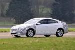 Opel Insignia se pregateste de primul facelift