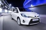 Toyota a inceput productia lui Yaris Hybrid