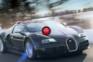 Bugatti Veyron Grand Sport Vitesse in slow motion