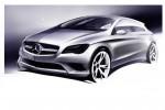 Imagini noi cu Mercedes A-Class
