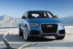 Imagini oficiale cu Audi RS Q3
