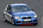 Imagini spion cu BMW M135i