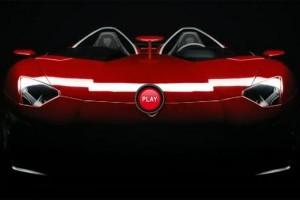 La o plimbare cu Lamborghini Aventador J