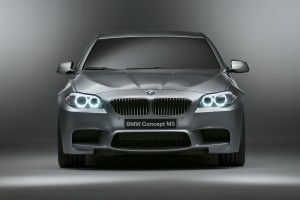 BMW M5 beneficiaza de un nou spot publicitar