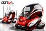 General Motors prezintă viziunea asupra prototipului Chevrolet EN-V 2.0 la Beijing