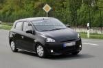 Imagini spion cu noua generatie Mitsubishi Colt