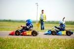 FOTO: Cei mai tineri piloti in actiune