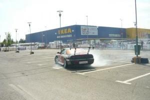 Weekend-ul maşinilor şi motocicletelor la Băneasa Shopping City