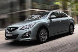 Mazda lansează ediţia specială  Mazda6 Takumi
