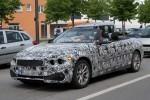 Imagini spion cu BMW Seria 4 Convertible
