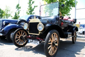 Un Ford T fabricat in 1914!