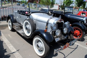 Ford A de Luxe Roadster 1928