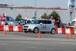 VIDEO: Roxana Ciuhulescu piloteaza un Suzuki Swift