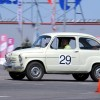 VIDEO: Indemanare cu un Fiat 600