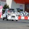 VIDEO: Citroen 2CV pe circuit