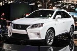 Lexus lanseaza linia RX F-Sport
