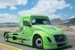 Recorduri mondiale de viteză stabilite pe anvelope Goodyear Truck