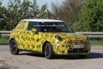 Imagini spion cu noul MINI Cooper Hatchback