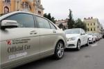 Mercedes-Benz, pentru a cincea oară maşina oficială la TIFF