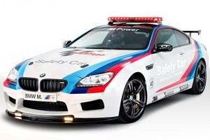 BMW M6 va fi noul safety car din MotoGP
