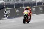 Valentino Rossi a facut o cursa spectaculoasa la Le Mans