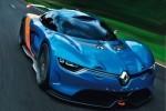 Renault Alpine A110-50 si-a facut debutul pe internet